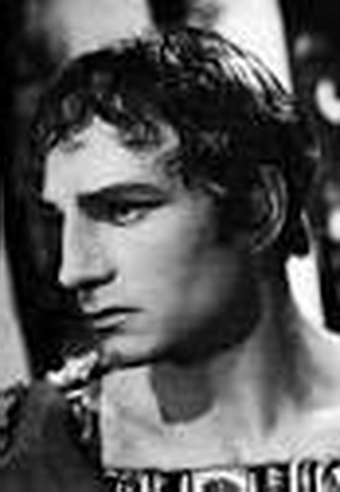 LAURENCE OLIVIER AS OEDIPUS   PROFILE